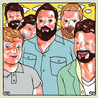 The Dear Hunter at Daytrotter Studio on May 2, 2013