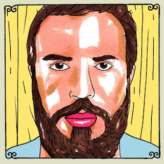 Justin Jones at Daytrotter Studio on May 29, 2013