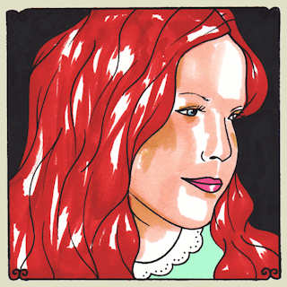 Amy LaVere at Daytrotter Studio on Sep 18, 2013