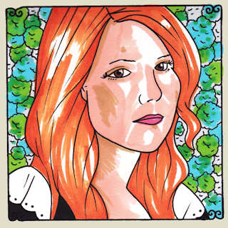 Meg Olsen at Daytrotter Studio on Nov 29, 2013