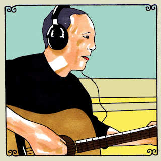 Freedy Johnston at Daytrotter Studio on Apr 23, 2013