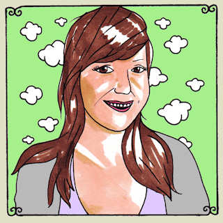 Emily Hearn at Daytrotter Studio on Jul 8, 2013