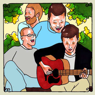 Texas Is The Reason at Daytrotter Studio on May 9, 2013
