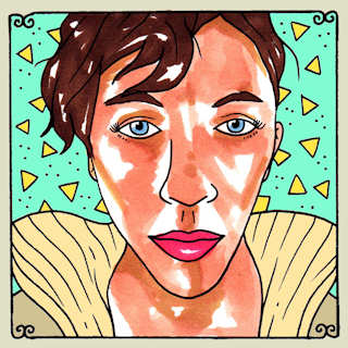 Kitty Crimes at Daytrotter Studio on Jul 25, 2013