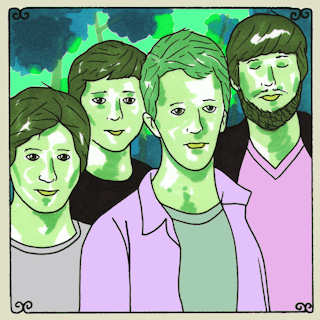 The Blisters at Daytrotter Studio on Jun 6, 2013