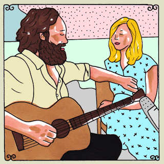 Anders & Kendall at Daytrotter Studio on Jun 26, 2013