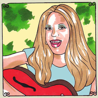 Shannon Labrie at Daytrotter Studio on Jun 13, 2013