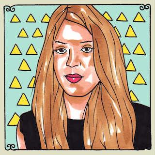 Julie Byrne at Daytrotter Studio on Jul 18, 2013