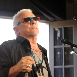 Eric Burdon at Stage On Sixth on Mar 16, 2013