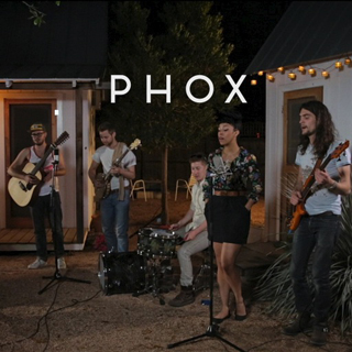 PHOX at Riverview Bungalow on Mar 15, 2013