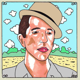 Pokey LaFarge at Daytrotter Studio on Jul 24, 2013