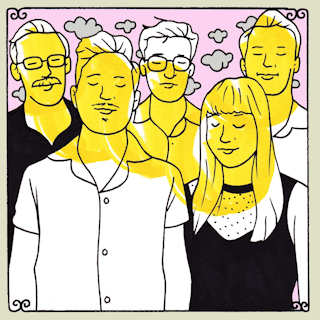 Night Panther at Daytrotter Studio on Oct 24, 2013