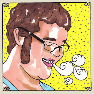 Baths at Daytrotter Studio on Nov 1, 2013