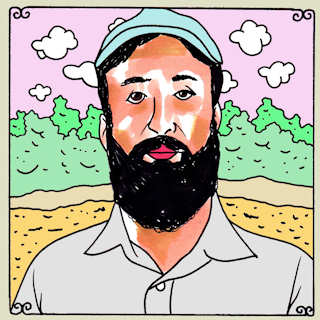 Josh Dillard at Daytrotter Studio on Sep 3, 2013