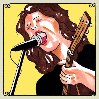 Matthew and the Arrogant Sea at Daytrotter Studio on Jul 1, 2013