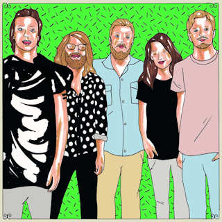 The Maine at Daytrotter Studio on Jul 23, 2013