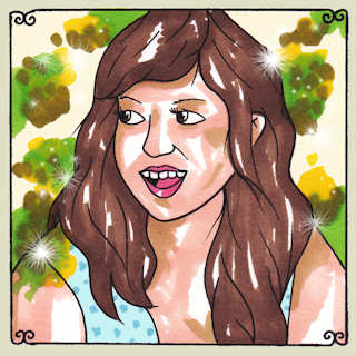 Alexis Stevens at Daytrotter Studio on Oct 7, 2013