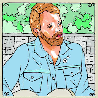 Brian Johannesen at Daytrotter Studio on Aug 2, 2013