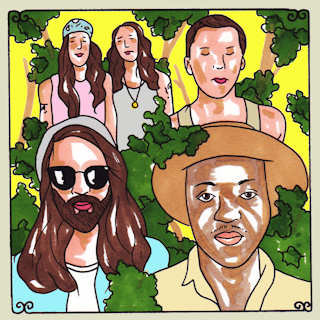 The Weeks at Daytrotter Studio on Jul 3, 2013