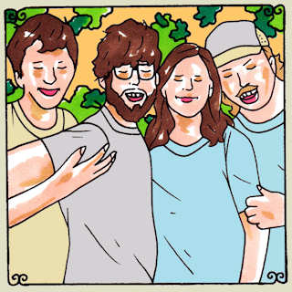Tedo Stone at Daytrotter Studio on Aug 27, 2013