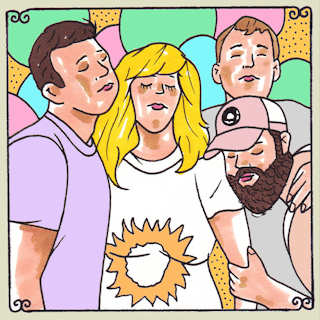 Bobby Jealousy at Daytrotter Studio on Oct 4, 2013