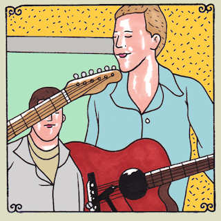 The Riverbreaks at Daytrotter Studio on Aug 20, 2013