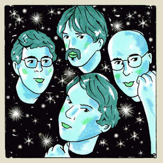 Bo and the Locomotive at Daytrotter Studio on Jun 26, 2013