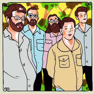 We Leave At Midnight at Daytrotter Studio on Sep 19, 2013