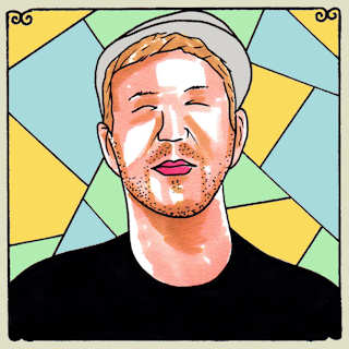 Matt Simons at Daytrotter Studio on Aug 29, 2013