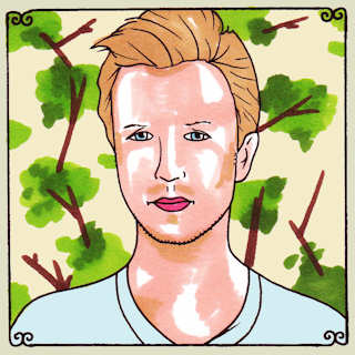 Chris Ayer at Daytrotter Studio on Aug 28, 2013