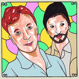 Silent Lions at Daytrotter Studio on Oct 22, 2013