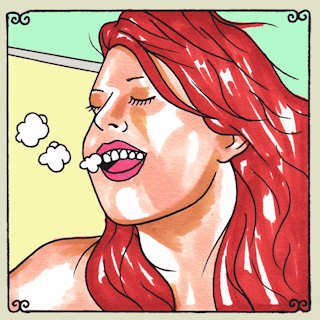 Elli Perry at Daytrotter Studio on Oct 8, 2013