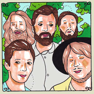 Treetop Flyers at Daytrotter Studio on Sep 12, 2013