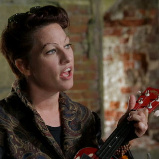 Amanda Palmer at Paste Ruins at Newport Folk Festival on Jul 26, 2013