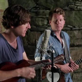 Wheeler Brothers at Paste Ruins at Newport Folk Festival on Jul 28, 2013