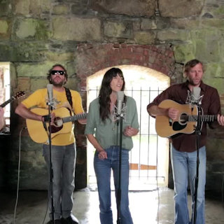 Nicki Bluhm & the Gramblers at Paste Ruins at Newport Folk Festival on Jul 28, 2013