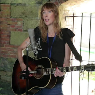 Beth Orton at Paste Ruins at Newport Folk Festival on Jul 28, 2013