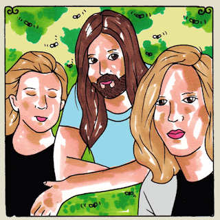 The Whigs at Daytrotter Studio on Nov 1, 2013