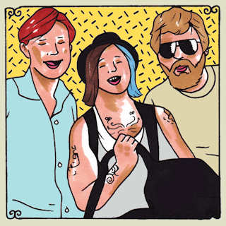 The Traveling Suitcase at Daytrotter Studio on Sep 24, 2013