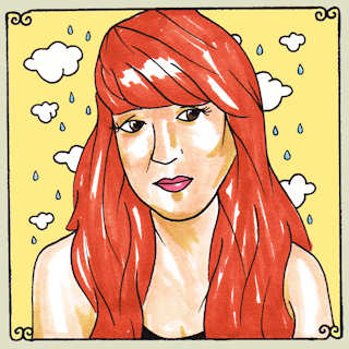 Amanda Shires at Daytrotter Studio on Sep 12, 2013