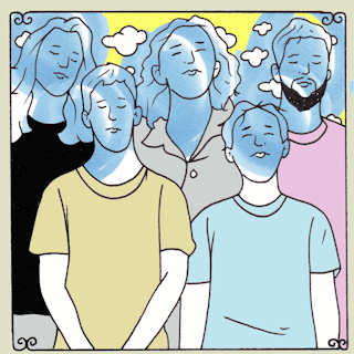 Landmarks at Daytrotter Studio on Oct 18, 2013