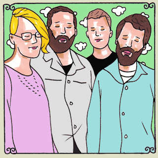 One Hundred Flowers at Daytrotter Studio on Sep 27, 2013