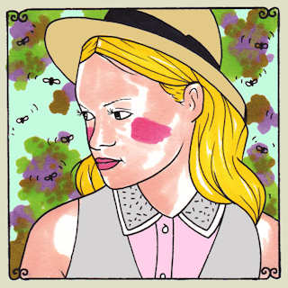 Caitlin Crosby at Daytrotter Studio on Oct 29, 2013