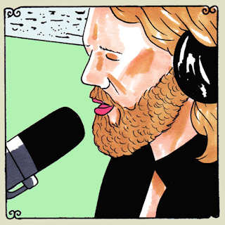 Brian Wright at Daytrotter Studio on Sep 30, 2013