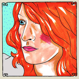 Sasha Dobson at Daytrotter Studio on Oct 31, 2013