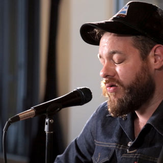 Nathaniel Rateliff at Aloft Broomfield on Sep 12, 2013