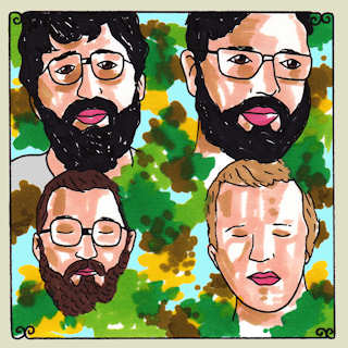 Wake Island at Daytrotter Studio on Oct 16, 2013