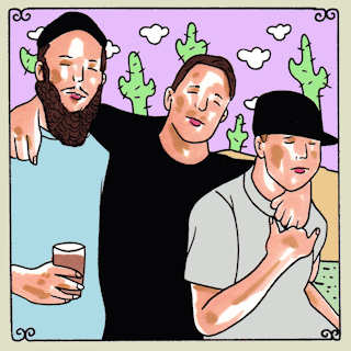 Coastwest Unrest at Daytrotter Studio on Oct 17, 2013
