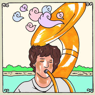 Cosmo Sheldrake at 2KHz on Oct 18, 2013