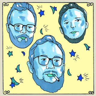 Water Liars at Daytrotter Studio on Oct 15, 2013